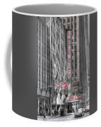 0007 Radio City Music Hall Coffee Mug