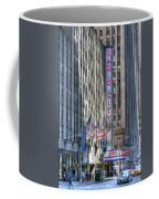 0010 Radio City Music Hall Coffee Mug