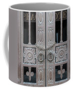 0013-door Coffee Mug