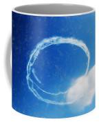0036 - Air Show - Acanthus Coffee Mug
