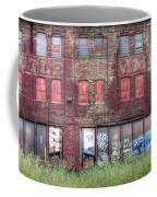 0037 Abandoned Warehouse Coffee Mug