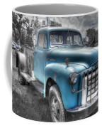 0043 Old Blue Coffee Mug