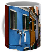 0049 Burano Colors 4 Coffee Mug