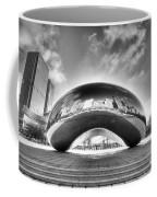 0079 The Bean - Millennium Park Chicago Coffee Mug