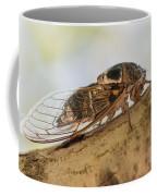 01 New Forest Cicada  Coffee Mug