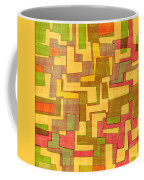 0101 Abstract Thought Coffee Mug