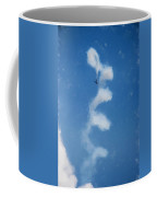 0107 - Air Show - Color Drawing Coffee Mug