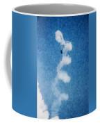 0107 - Air Show - Watercolor 1 Coffee Mug