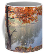 0132 Autumn At Starved Rock Coffee Mug