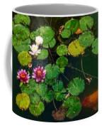 0148-lily -  Expressionist Plein Air Sl Coffee Mug