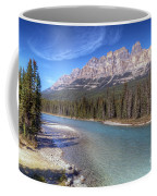 0149 Castle Mountain Coffee Mug