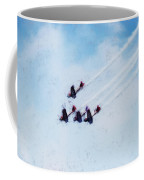 0161 - Air Show - Acanthus Coffee Mug