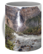 0163 Takakkaw Falls Coffee Mug