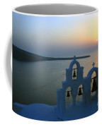 0210 Oia Sunset Coffee Mug