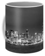 0248 Chicago Skyline Panoramic Coffee Mug