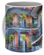 0255 Balconies - New Orleans Coffee Mug