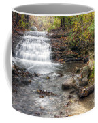 0278 South Elgin Waterfall Coffee Mug
