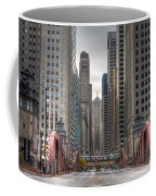 0295 Lasalle Street Chicago Coffee Mug