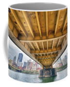 0309 Pittsburgh 4 Coffee Mug by Steve Sturgill