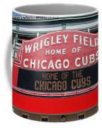 0334 Wrigley Field Coffee Mug