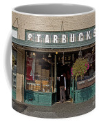 0370 First Starbucks Coffee Mug
