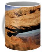 0375 Mesa Arch Coffee Mug