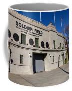 0417 Soldier Field Chicago Coffee Mug by Steve Sturgill