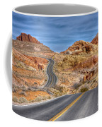 0445 Valley Of Fire Nevada Coffee Mug