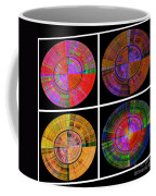 0454 Abstract Thought Coffee Mug by Chowdary V Arikatla