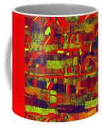 0480 Abstract Thought Coffee Mug