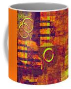 0482 Abstract Thought Coffee Mug