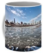 0486 Chicago Skyline Coffee Mug