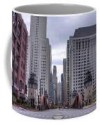 0500 Lasalle Street Bridge Chicago Coffee Mug