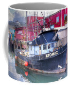 0512 Oregon Coast Coffee Mug