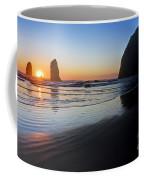 0519 Cannon Beach Sunset 3 Coffee Mug