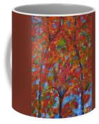 052 Abstract Thought Coffee Mug