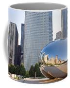 0553 Millennium Park Chicago Coffee Mug