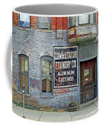 0605 Old Foundry Building Coffee Mug