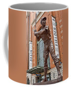 0620 Hank Aaron Statue Coffee Mug