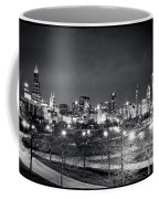 0647 Chicago Black And White Coffee Mug