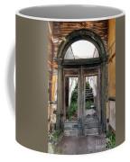 0707 Jerome Ghost Town Coffee Mug
