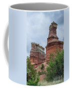 07.30.14 Palo Duro Canyon - Lighthouse Trail  19e Coffee Mug