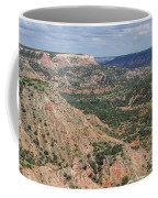07.30.14 Palo Duro Canyon - Lighthouse Trail 5e Coffee Mug