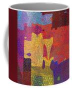 0787 Abstract Thought Coffee Mug