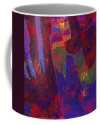 0788 Abstract Thought Coffee Mug