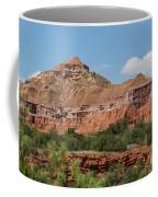 08.03.14 Palo Duro Canyon Rojo Grande Trail 10e Coffee Mug