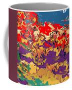 0806 Abstract Thought Coffee Mug