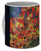 0808 Abstract Thought Coffee Mug