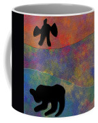0864 Abstract Thought Coffee Mug