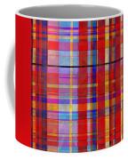 0865 Abstract Thought Coffee Mug